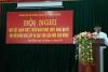 Đồng chí Đoàn Hải triều phát biểu tại Hội Nghị