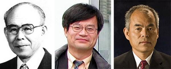 Ba nhà khoa học đoạt giải. (Nguồn: physicsworld.com)