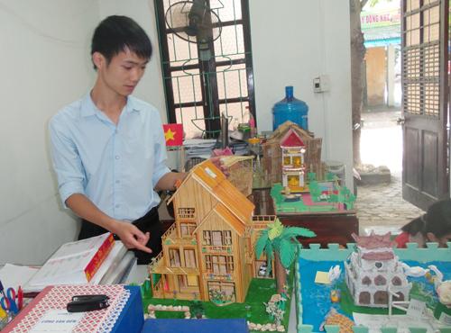 Học sinh các trường THPT trên địa bàn tỉnh tích cực tham gia nghiên cứu sáng tạo KHKT