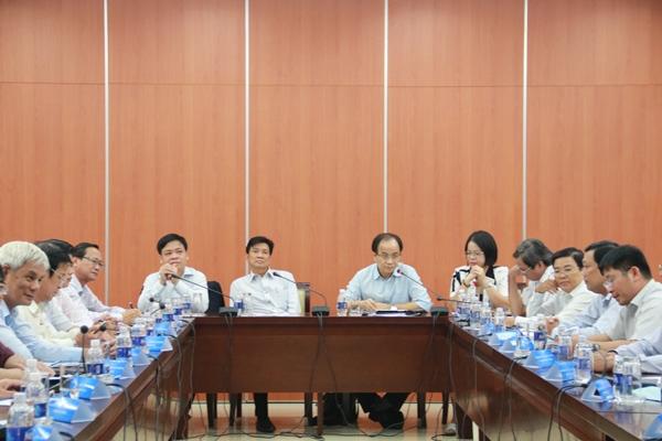 Việc phối hợp của Sở TT&TT TP Hồ Chí Minh với các địa phương cùng xây dựng Chính phủ điện tử thời gian qua đã bước đầu mang lại những kết qủa đáng khích lệ.