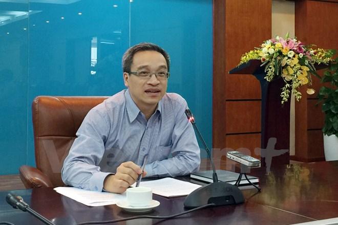 Thứ trưởng Phan Tâm cho biết việc chuyển đổi mã vùng điện thoại cố định phù hợp thông lệ quốc tế. (Ảnh: T.H/Vietnam+)