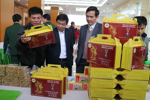 Năm 2016 Sở KH&CN Cao Bằng đã được Chủ tịch nước tặng Huân chương Lao động hạng Nhì