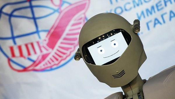Nga phát triển công nghệ mới điều khiển robot trong không gian