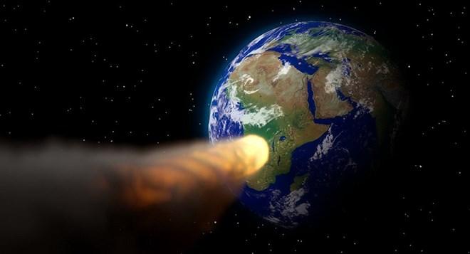 Tiểu hành tinh to bằng chiếc máy bay chở khách suýt va vào Trái Đất