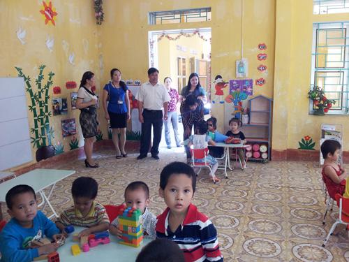 Cao Bằng có 196/199 xã, phường, thị trấn đạt chuẩn Phổ cập giáo dục mầm non cho trẻ em 5 tuổi