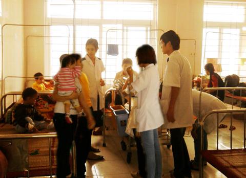 Một số giải pháp nâng cao hiệu quả quản lý chi phí khám chữa bệnh bảo hiểm y tế trên địa bàn tỉnh Cao Bằng