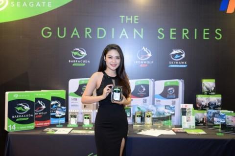 Synnex FPT chính thức phân phối đĩa cứng Seagate tại Việt Nam