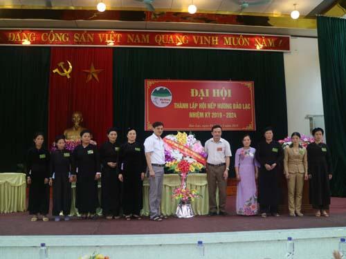 BCH Hội ra mắt Đại hội
