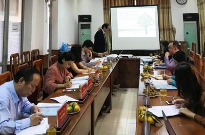 Hội đồng tuyển chọn nhiệm vụ KH&CN năm 2019.