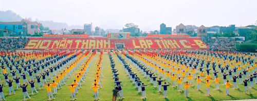 Các hoạt động văn hóa, thể thao chào mừng 510 năm thành lập tỉnh Cao Bằng.