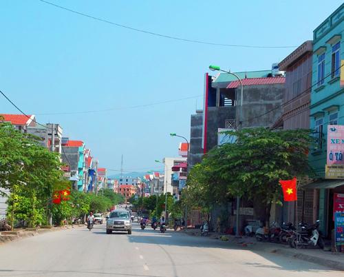 Thành phố Cao Bằng ngày càng phát triển