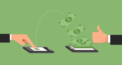 Việc chuyển khoản trực tiếp có thể làm lộ thông tin cá nhân của khách hàng